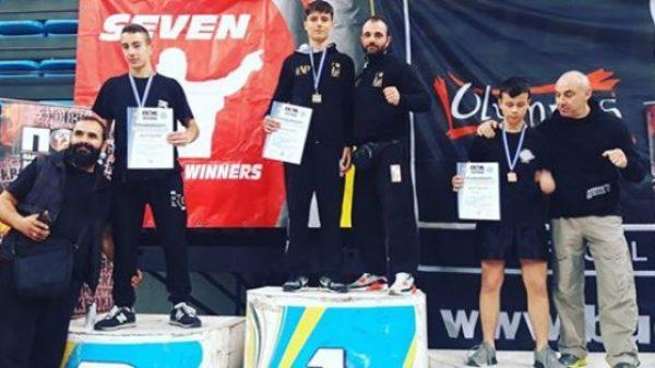 Πέντε στα πέντε οι αθλητές του Κουμιώτη στο Πανελλήνιο πρωτάθλημα της ΠΟΚ