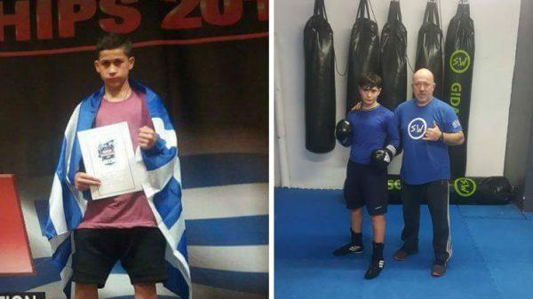 Ματς για ταλέντα στο Scorpion Fight Show με Γρηγοριάδη και Δατιασβιλη