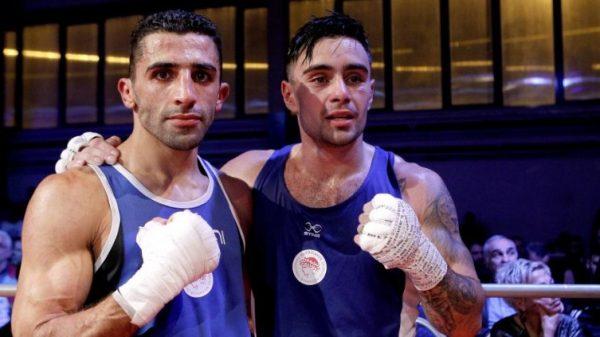 Προκρίσεις για Τσαγκράκους και Τζώτζο στο Πανελλήνιο πρωτάθλημα πυγμαχίας