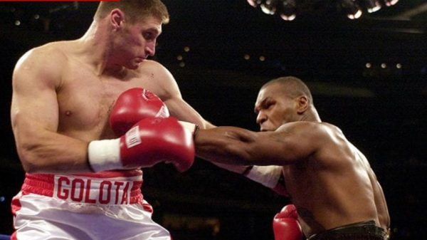 Mike Tyson: Έκανα χρήση μαριχουάνας πριν το ματς με τον Golota