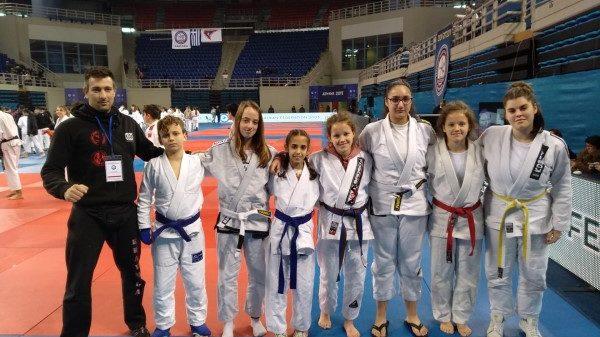 360° Μαχητικός Γυμναστικός Σύλλογος Βόλου/Λάρισας: Δυνατή συμμετοχή στο Πανελλήνιο Ζιου Ζίτσου