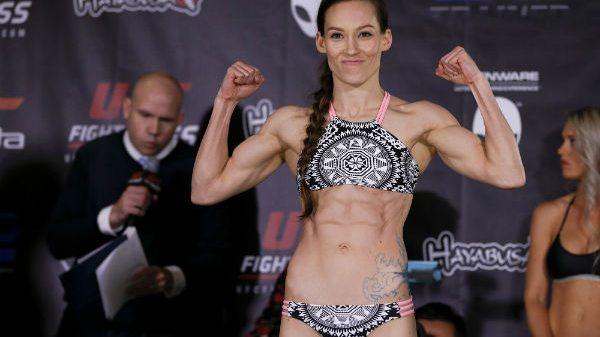 Jinh Hei Yu-Frey: Η πρωταθλήτρια MMA με τους πιο εξωπραγματικούς κοιλιακούς