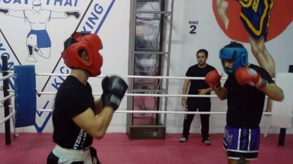 Φιλικό αγωνιστικό σπαριγκ στις εγκαταστάσεις του Golden Athlos Stadium στο Κιλκίς