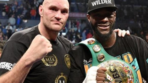 «Κλείδωσε» το Wilder vs. Fury σύμφωνα με τον πρώτο