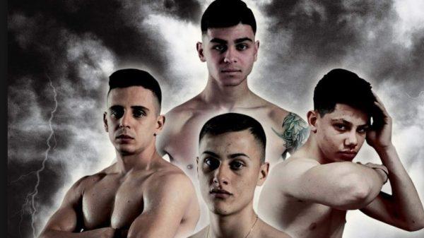 Βλαχάκης, Βαμβας, Sacho και Κασαρχος στο Road to Muay Thai Grand Prix