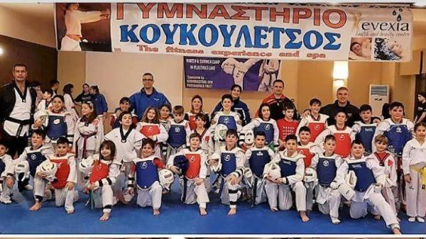 Ολοκληρώθηκε το ένατο InternationalTaekwondoWinterCamp από το Koukouletsos Gym