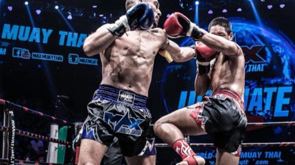 Ασταμάτητος ο Μίλος στο Max Muay Thai
