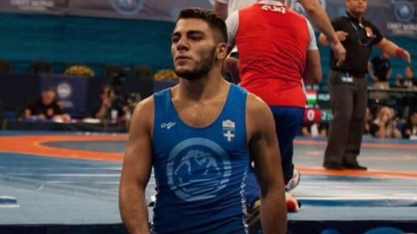 Ξεχώρισε ο ΠΑΟΚ στους αγώνες Ελληνορωμαϊκής πάλης