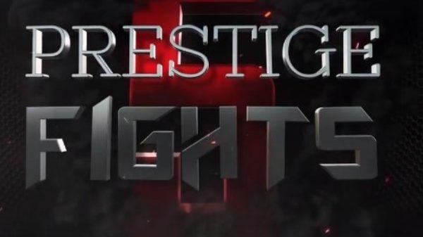 Επιστρέφει το Prestige Fights