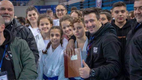 360° Fight Academy: Επιτυχίες στο Πανελλήνιο Πρωτάθλημα Ζιού Ζίτσου