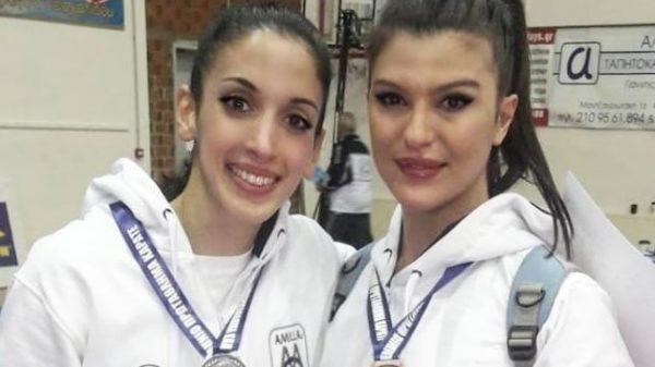 Athens Training Hall «Amilla»: Μετάλλια στο Πανελλήνιο πρωτάθλημα Καράτε