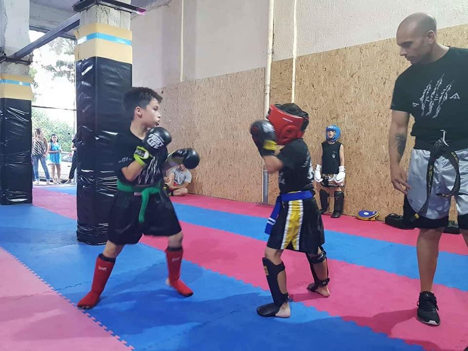 Αθλητικός Σύλλογος Αρένα Καματερό - Fightsports gr