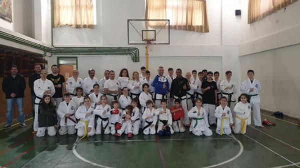 Gerontis Fighters: Με επιτυχία το σεμινάριο του Χασάν Χατζή