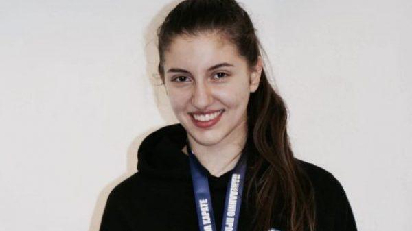 Χρυσή η Αράπογλου στο Πανελλήνιο Πρωτάθλημα Ανδρών – Γυναικών