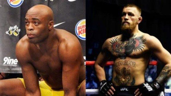 Τρελάθηκε ο McGregor με τα…skills του Anderson Silva και τον καλεί εσπευσμένα σε μάχη