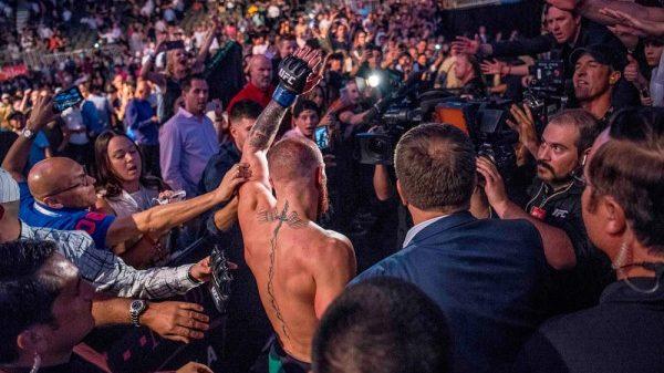 O ΜcGregor κάνει έμμεσο άνοιγμα στον Aldo για μάχη στη Βραζιλία