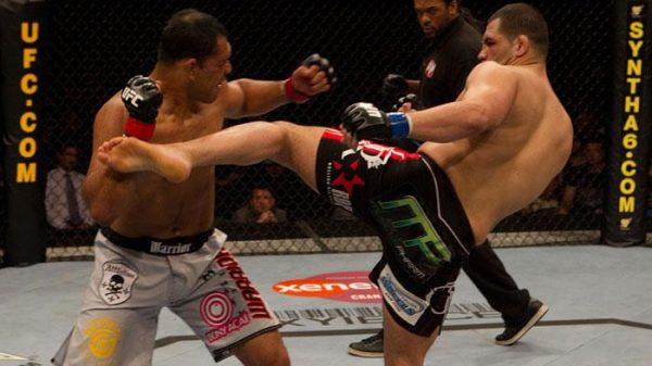 Cain Velasquez: Πρέπει να δεις πώς «κατέβασε» τον Minotauro Nogueira