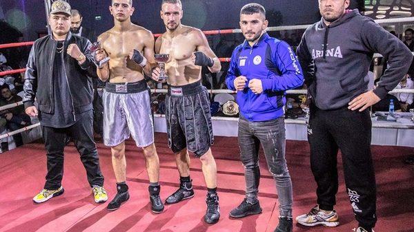 Prestige Fights: «Δυνατό» φωτογραφικό υλικό από το Ορφανίδης vs. Al Matari & Χριστοφή vs. Βουρλιώτη