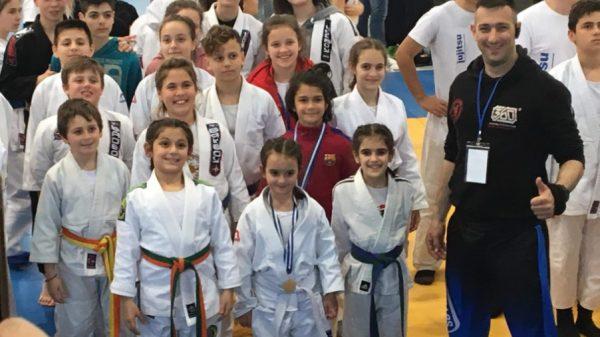 360° Fight Academy: Στο διασυλλογικό πρωτάθλημα Ζίου Ζίτσου