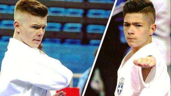 Έξι μετάλλια για τον Άθλο Περιστερίου στο Πανελλήνιο πρωτάθλημα Καράτε