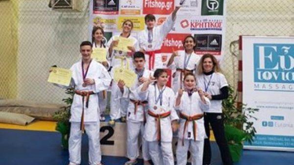 Α.Π.Σ. Αθλοτέχνης: Διασυλλογικό πρωτάθλημα Ju Jitsu Β. Ελλάδος