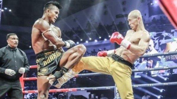 Άκυρο το τρίτο ματς Buakaw vs Yi Long