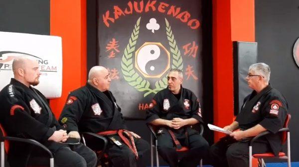 Το Kajukenbo Κ.S.D.I. στην Ελλάδα