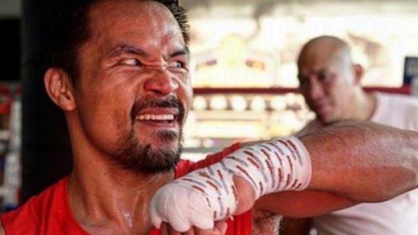 Ανακοινώθηκε το Pacquiao vs. Thurman