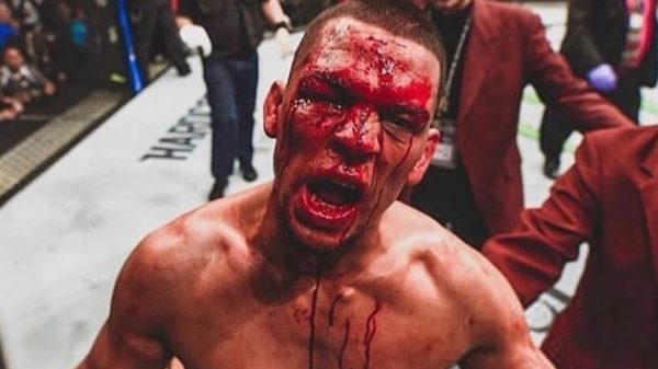 Ο Nate Diaz αποκαλύπτει γιατί δεν έχει αγωνιστεί εδώ και τρία χρόνια
