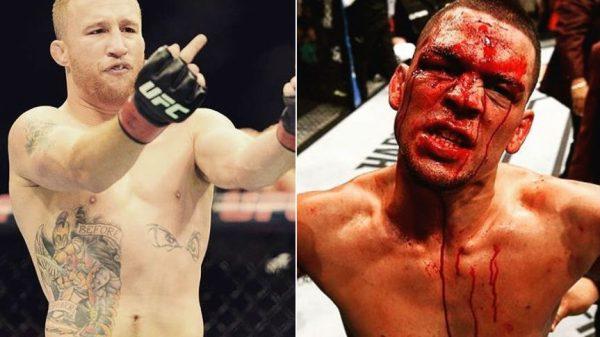 Justin Gaethje: Ο Diaz το…παίζει γκάνγκστερ, δεν είναι τίποτα