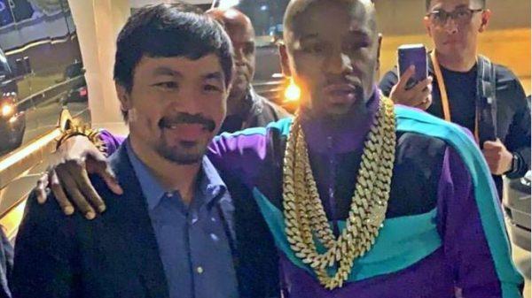 Συνάντηση Pacquiao-Mayweather φουντώνουν οι φήμες για αγώνα