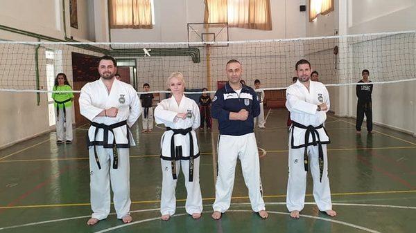 ΟιGerontisFightersστο Ευρωπαϊκό ΠρωτάθλημαTaekwondoEITF2019
