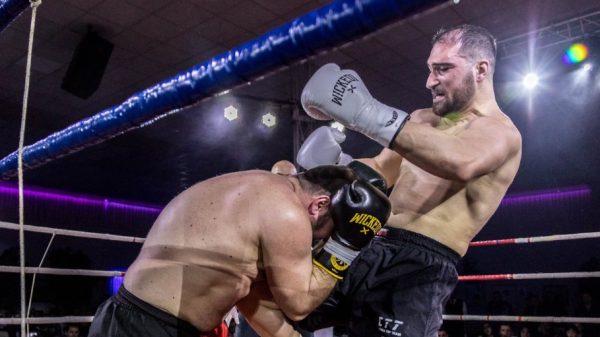 Prestige Fights: Φωτογραφικό υλικό από τον αγώνα του Οζυ με τον Αυγερινάκη