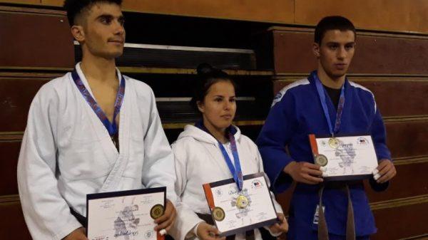 Επιτυχίες για τοSouthern Judo Academy στο Τουρνουά Πέτρας