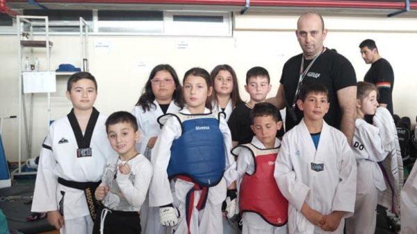Σε φιλικό πρωτάθλημα Ταεκβοντο ο Άθλος Κιλκίς
