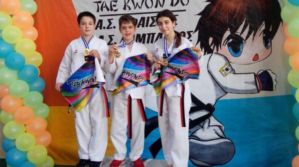 Ταεκβοντο Λέων: Με 15 αθλητές στους φιλικούς αγώνες Ταεκβοντο