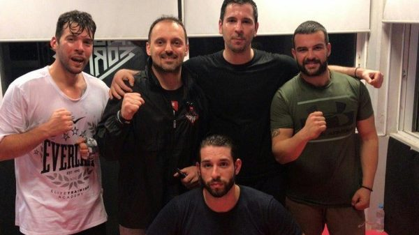 The Fight Corner Academy: Στο δεύτερο φεστιβάλ πυγμαχίας με πέντε αθλητές