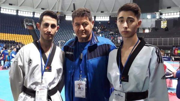 Τόλμη Κιλκίς: Τρία μετάλλια στο European Clubs Championship