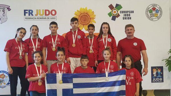 Sakura Katerini: Βαλκανικές επιτυχίες για την ομάδα