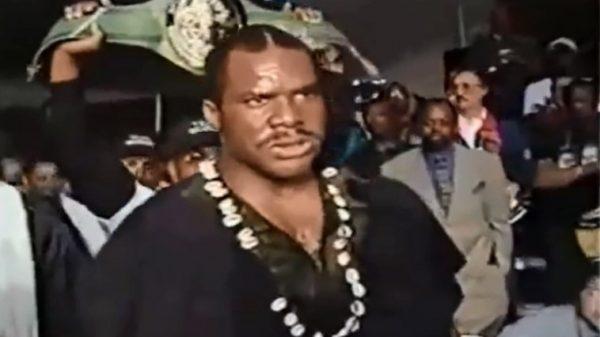 Ike Ibeabuchi: Η τρελή ιστορία του νέου…Tyson που κατέληξε στην φυλακή