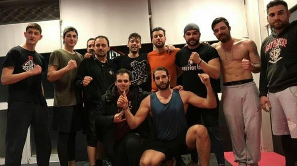 The Fight Corner Academy: Με επτά αθλητές στο Scorpion The Sparring