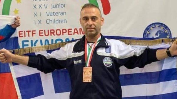 Διακρίσεις στο Πανευρωπαϊκό Πρωτάθλημα Taekwondo για τους Gerontis Fighters