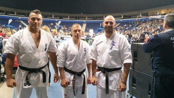 A.Σ. Ακαδημία Shinkyokushinkai Kαράτε Βόλου: Με επιτυχία στο Ευρωπαϊκό πρωτάθλημα