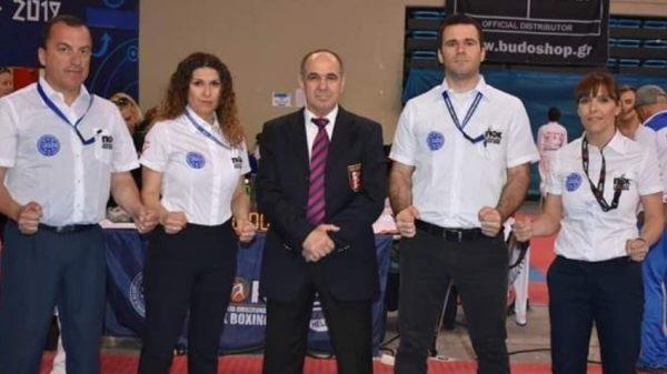 Επιτυχία της Ακαδημίας Shinkyokushinkai Βόλου στο Πανελλήνιο Κύπελλο κλάδου άθλησης Βody Contact