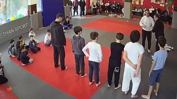 Αθλητικός Όμιλος Τζούντο Αλίμου(Southern Judo Academy): Συνεργασία με Αλέξανδρο Αλεξίου