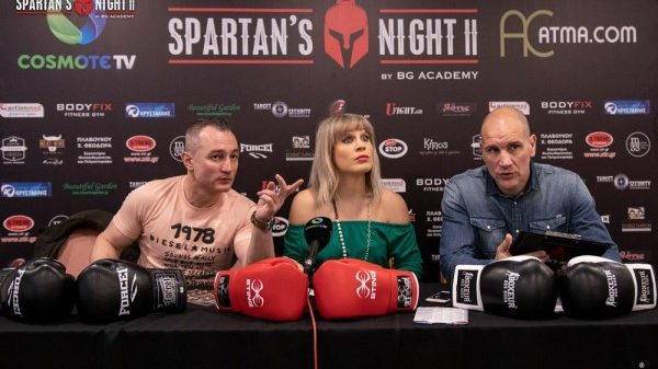 Spartan's Night: Πήρε 10 με…τόνο και πάει για τρίτο event