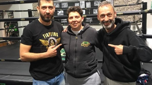 Underground Fighting Texanou Team: Νέα συνεργασία του συλλόγου με το Evolution BJJ