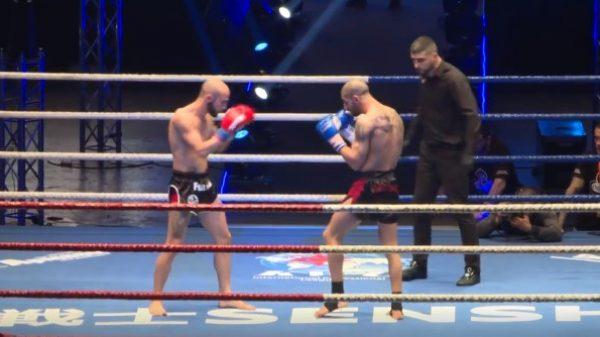 Δείτε την μάχη του Κουκουφίκη με τον Petrov στην Βουλγαρία