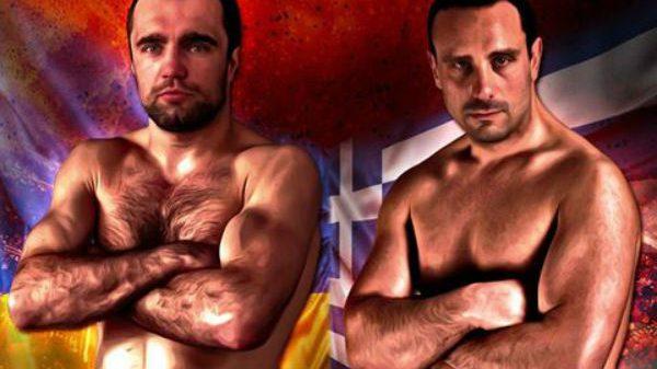 Πετρόπουλος, μάχη με Ουκρανό στο MTGP – KGP