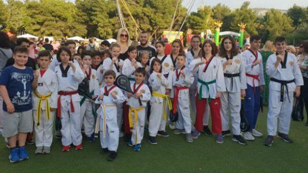 Aθλητικός Όμιλος Χολαργού Judokan: Επιδείξεις με μεγάλη επιτυχία